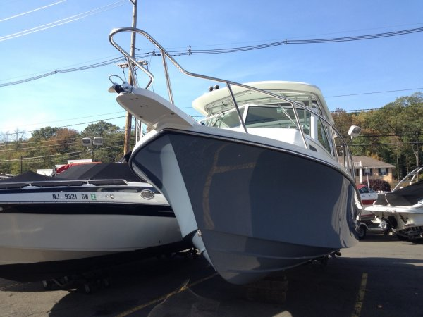 A 2510 XLD WA is a Power and could be classed as a Sport Fisherman,  or, just an overall Great Boat!