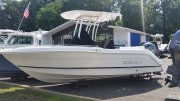 New 2017  powered Robalo Boat for sale WHITE HULL HARD TOP TTOP