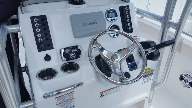 A R222 Center Console - White is a Power and could be classed as a Center Console, Freshwater Fishing, Saltwater Fishing,  or, just an overall Great Boat!