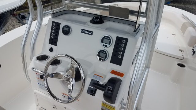 A R200 Center Console - White is a Power and could be classed as a Center Console, Freshwater Fishing, Saltwater Fishing,  or, just an overall Great Boat!