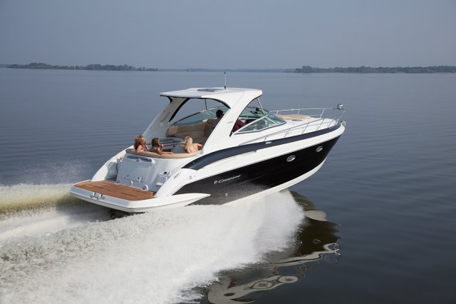 A 350 SY Cruiser is a Power and could be classed as a Cruiser, Weekender,  or, just an overall Great Boat!
