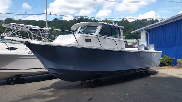Parker new and used boats for sale in new jersey for Used outboard motors nj