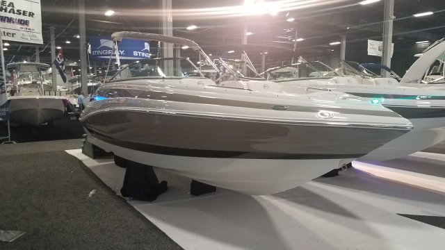 A 255 SS Bowrider - Moonrock is a Power and could be classed as a Bowrider,  or, just an overall Great Boat!