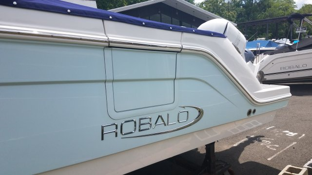 A R317 Dual Console - Brand New Model is a Power and could be classed as a Dual Console, Saltwater Fishing,  or, just an overall Great Boat!