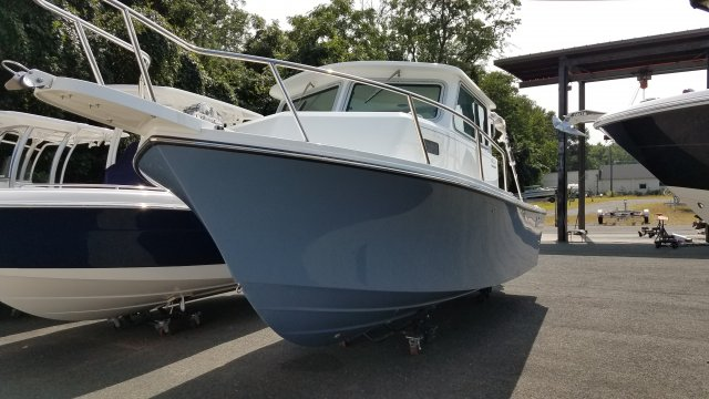A 2520 XLD Sport Cabin is a Power and could be classed as a Saltwater Fishing,  or, just an overall Great Boat!