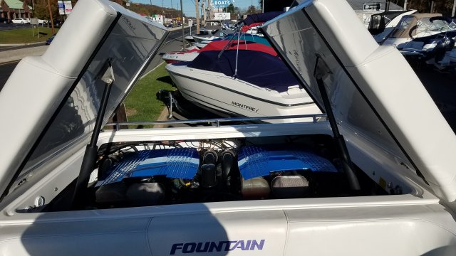Reggie Fountain launched Fountain Powerboats with the one goal of building the fastest, smoothest, safest, best-handling and most dependable boats on the water. Our performance superiority has been proven time after time on race courses worldwide.